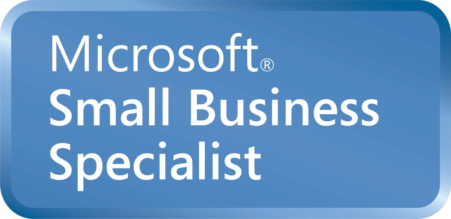 MS Small Business Specialist Logo